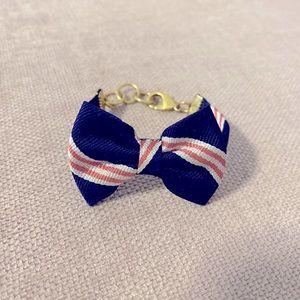 Kiel James Patrick bow tie bracelet